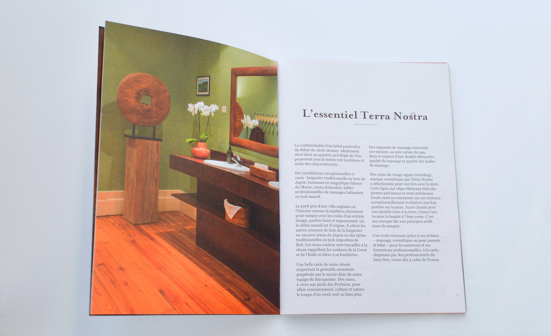 Spa Terra Nostra | Massages, soins, hammam, sauna | Pau